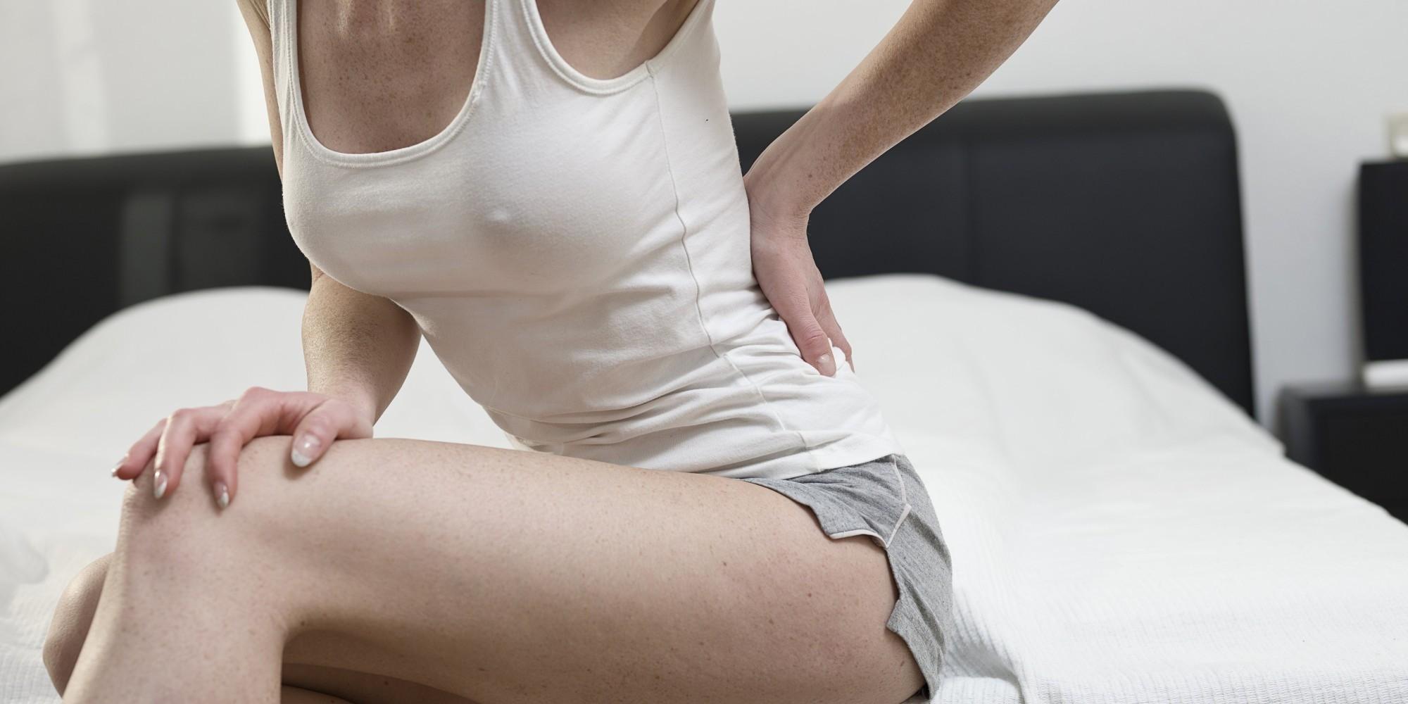 11 consigli per sbarazzarsi del mal di schiena