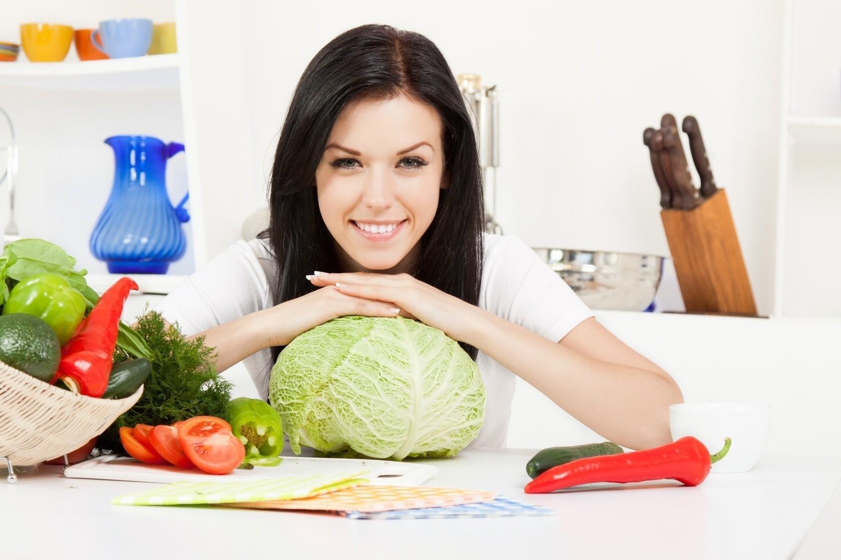 quanto posso perdere peso mangiando solo verdure