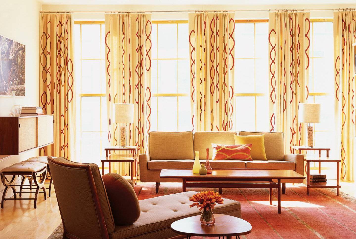 Tende Sala E Cucina dentro casa: come scegliere le tende giuste. oltre 40 idee