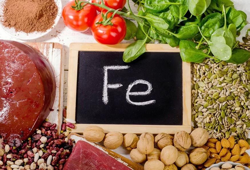 Alimenti ricchi di ferro da inserire nella dieta