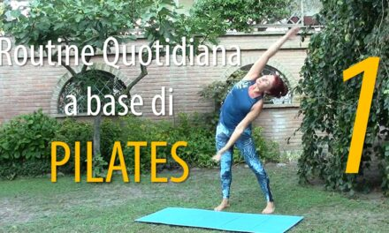 Routine Quotidiana a base di PILATES