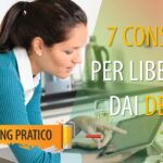 7 CONSIGLI PER LIBERARSI DAI DEBITI UTILIZZANDO IL REALITY TRANSURFING
