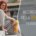 ALCUNI SEGRETI DELLA SENSUALITÀ FEMMINILE