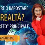 """SCEGLIERE O IMPOSTARE LA REALTÀ? TECNICHE DI TAFTI. IL """"SEGRETO"""" PRINCIPALE"""