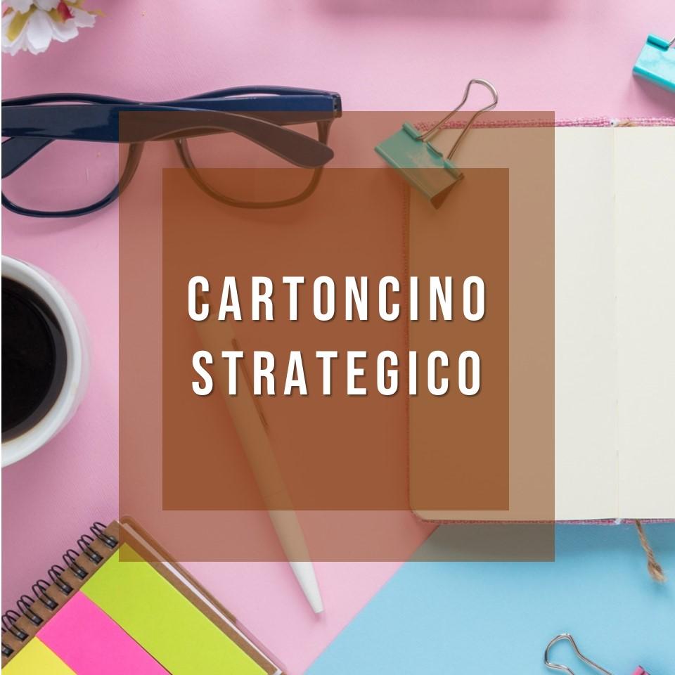 Cartoncino strategico
